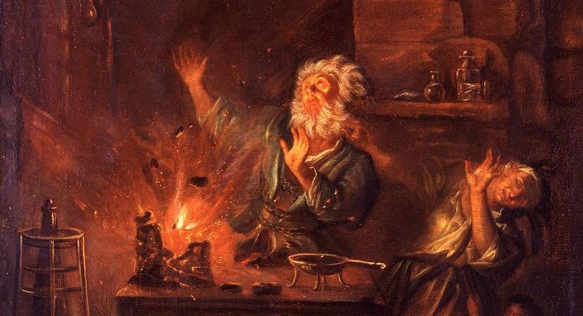 Философский камень и другие тайны средневековых алхимиков