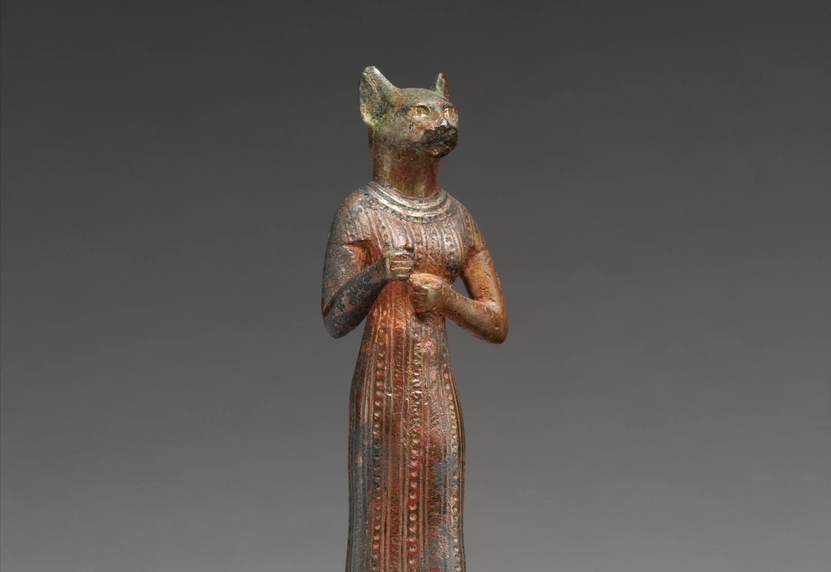 Проклятие кошачьей богини