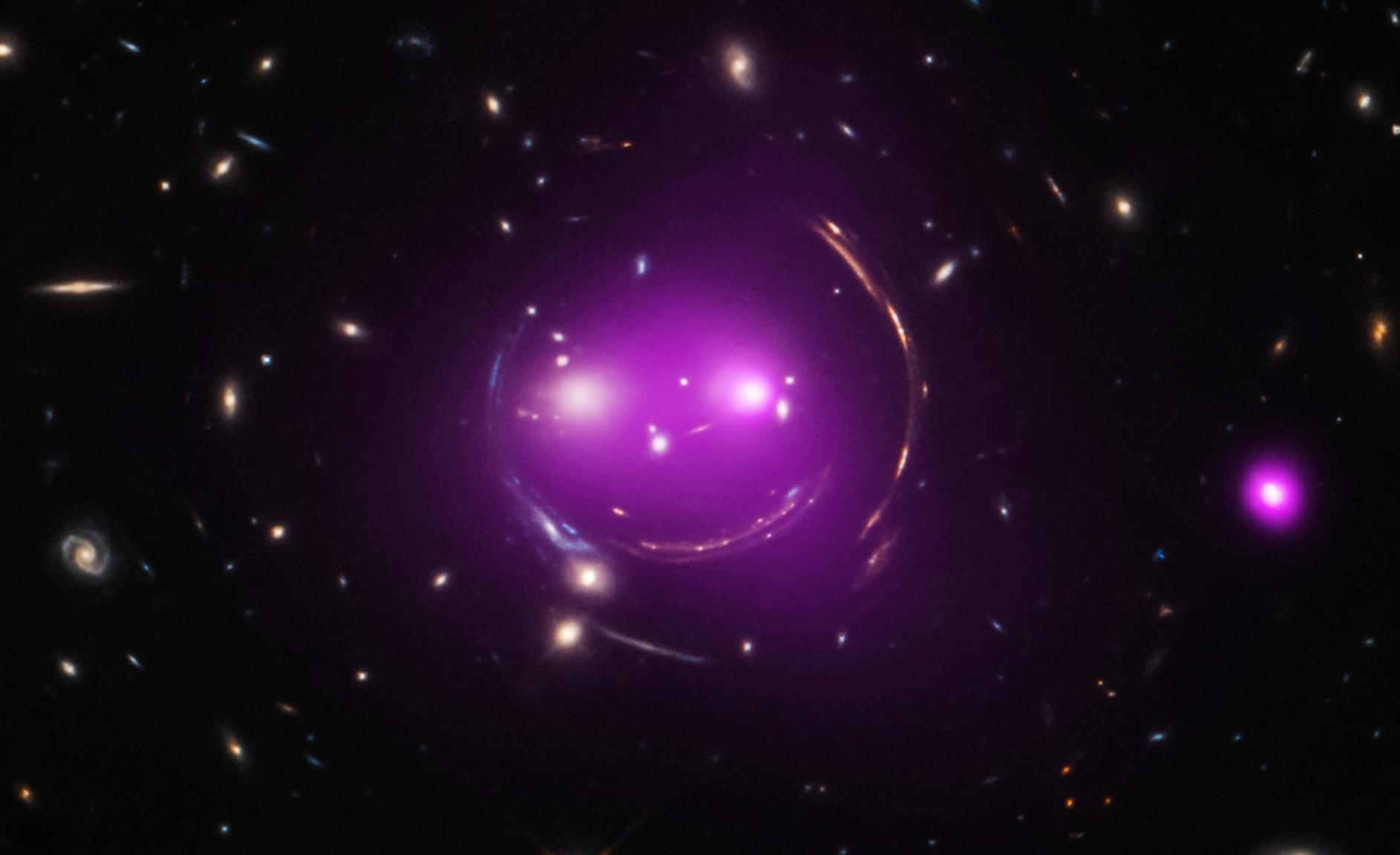 «Чеширский кот» улыбается Эйнштейну