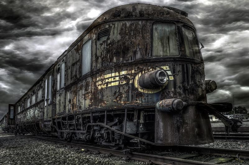 Поезда-призраки - хотите купить билет преисподнюю?