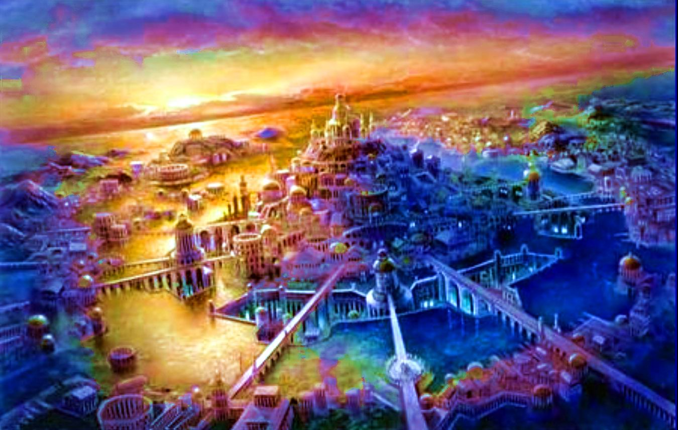 Древние технически развитые цивилизации