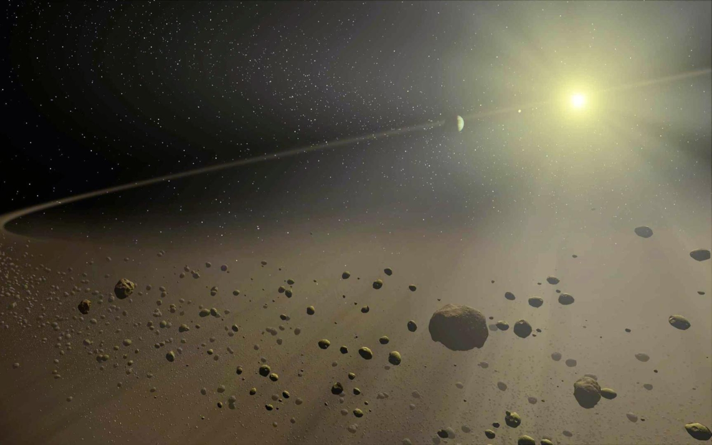 Солнце «украло» кометы у других звезд
