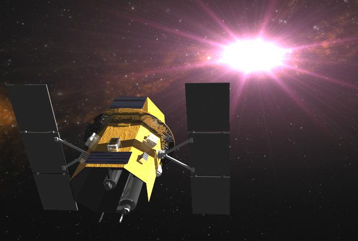 Космические телескопы: Гамма-диапазон