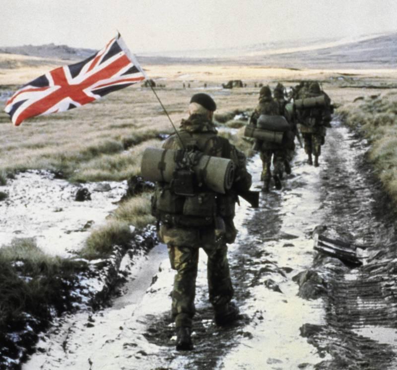 Фолклендская война Железной леди