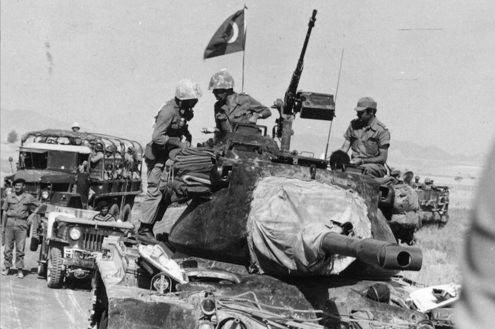 Битва за Кипр или война внутри НАТО