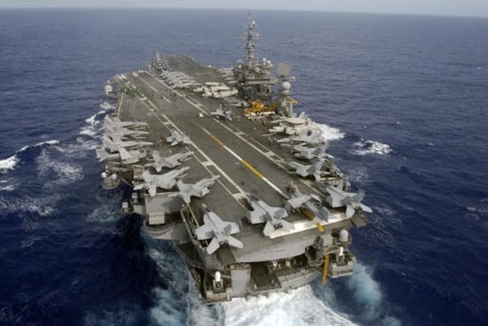 Холодная война в Тихом океане. Советский флот против ВМС США