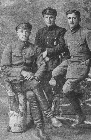 Янис Грегорс - красный командир на службе нацистов
