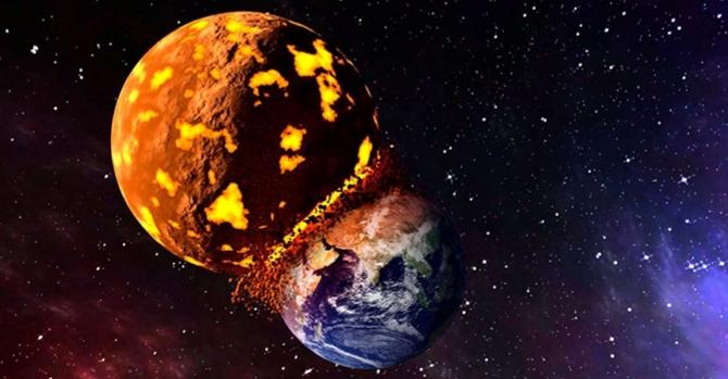 Планета X столкнется с Землей?