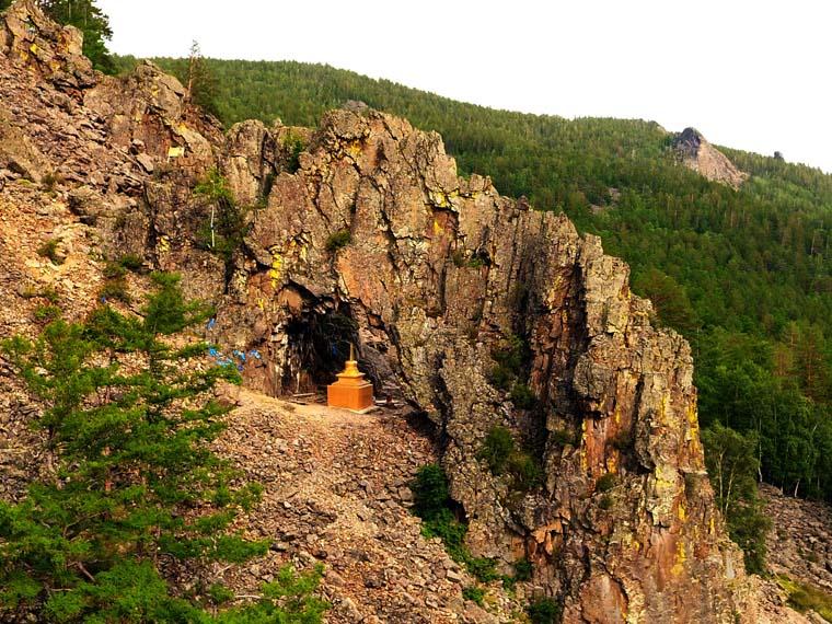 «Алханай» - святыня буддийского мира