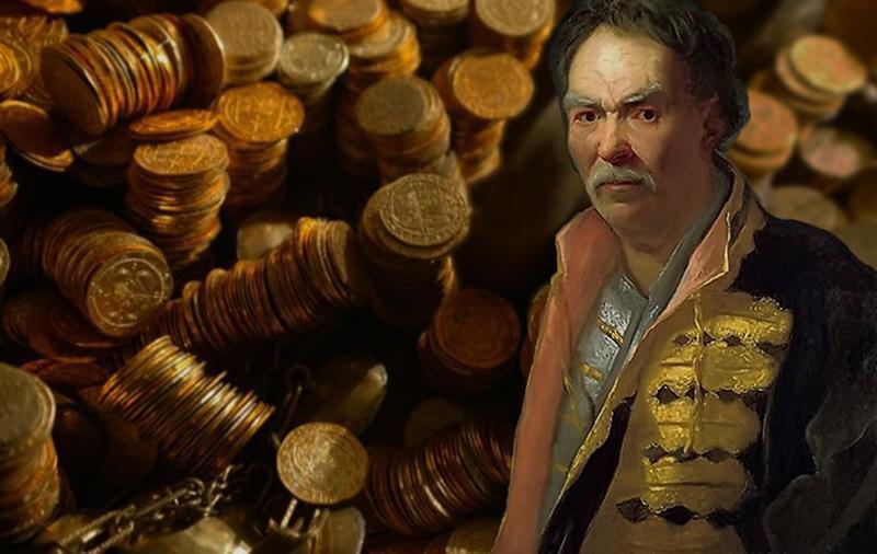 Золото гетмана Полуботка - британские банкиры присвоили сокровища, спрятанные от Петра I?