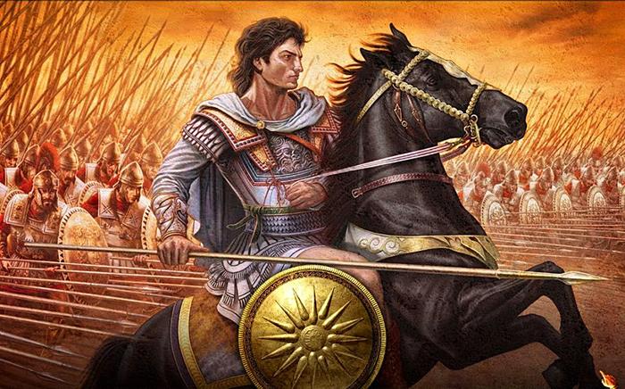 Проклятие Александра Македонского