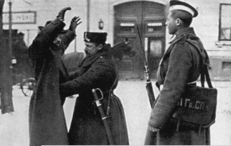 Архаровцы: полицейские или разбойники?
