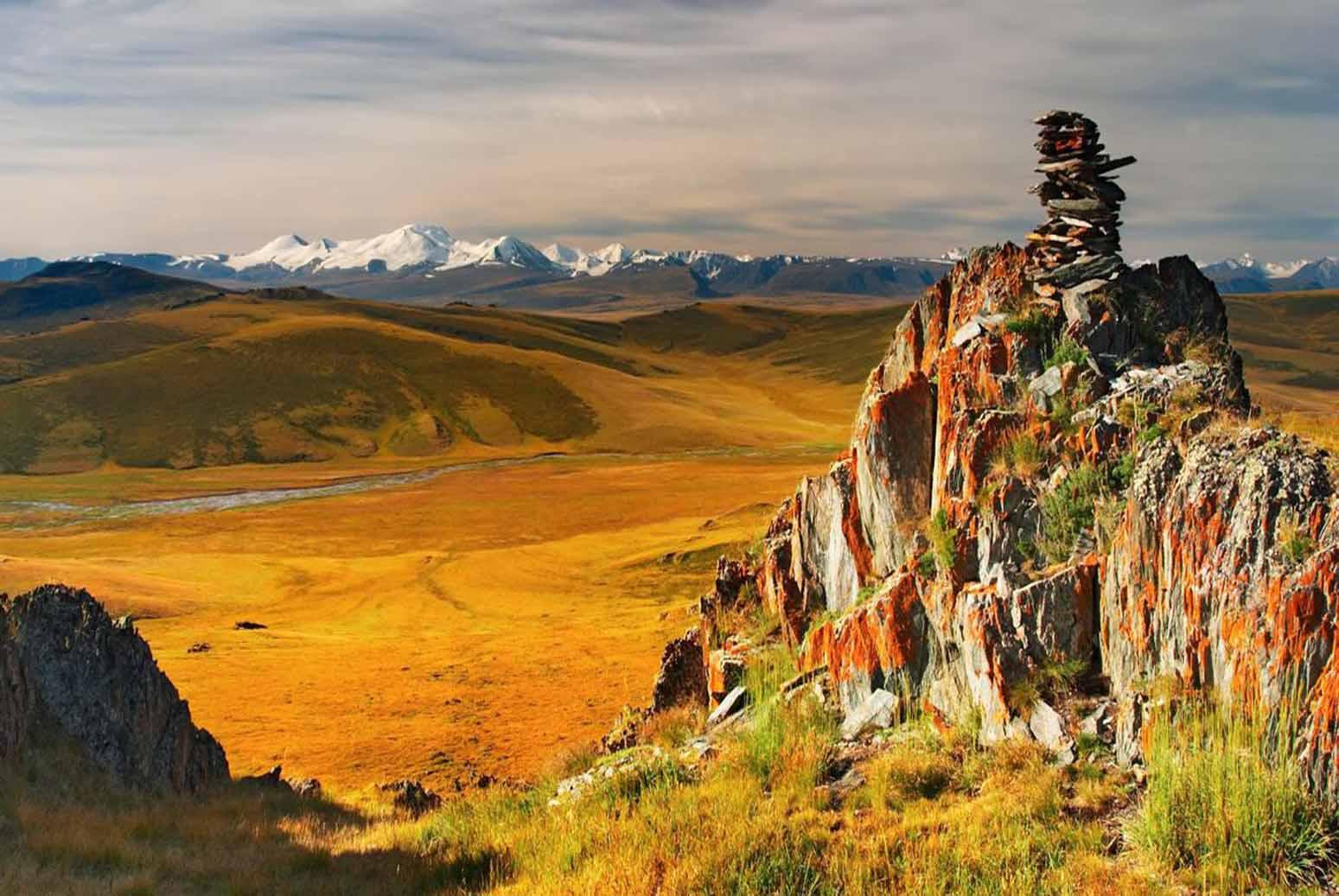 Алтай - колыбель мира
