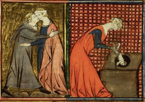В чем обвиняли настоятельницу монастыря Литтлмор?
