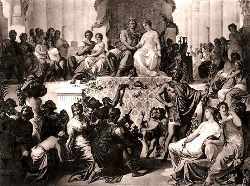 Гарем Александра Македонского - сколько любовниц было у великого завоевателя?