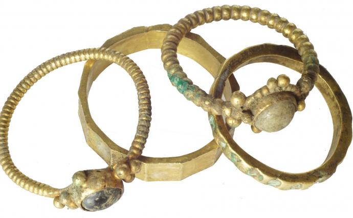 Найдено кольцо сестры Ярослава Мудрого