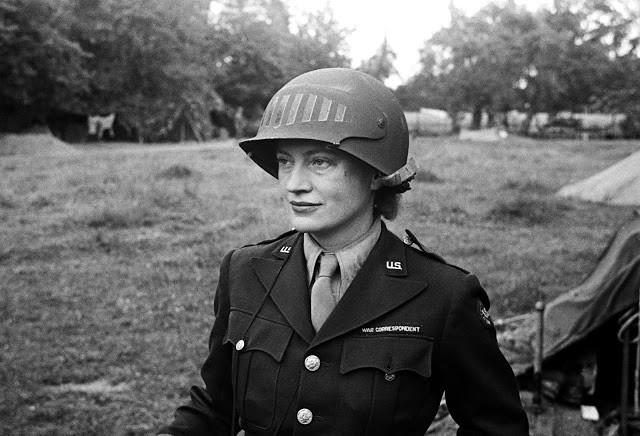 Ли Миллер - как знаменитая модель стала военным фотографом