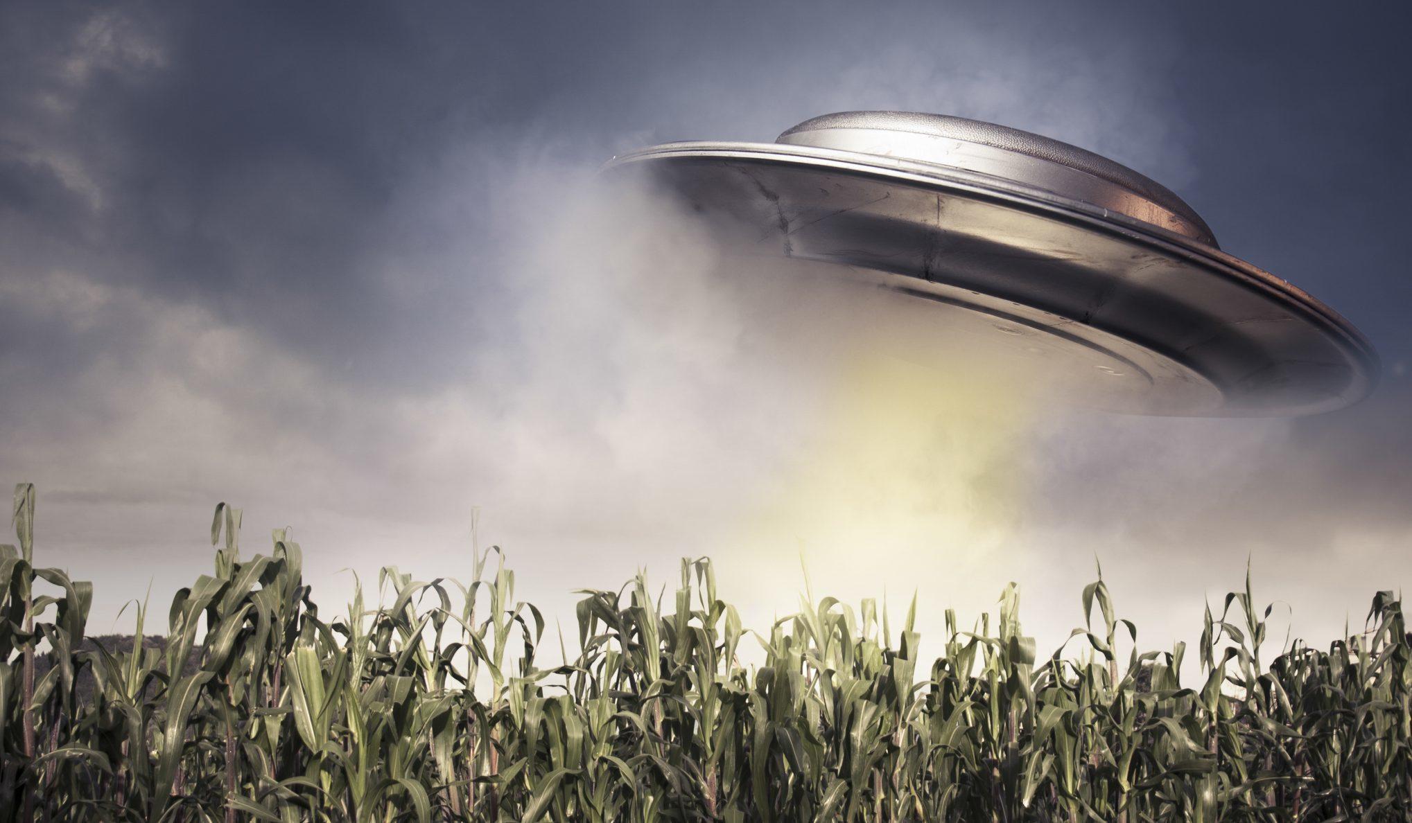 Американские военные официально признали, что изучали места крушения НЛО