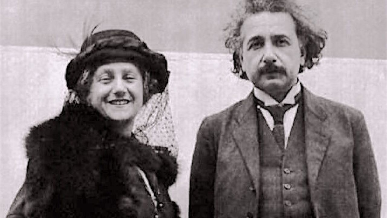 Маргарита Коненкова открыла Эйнштейну теорию любви