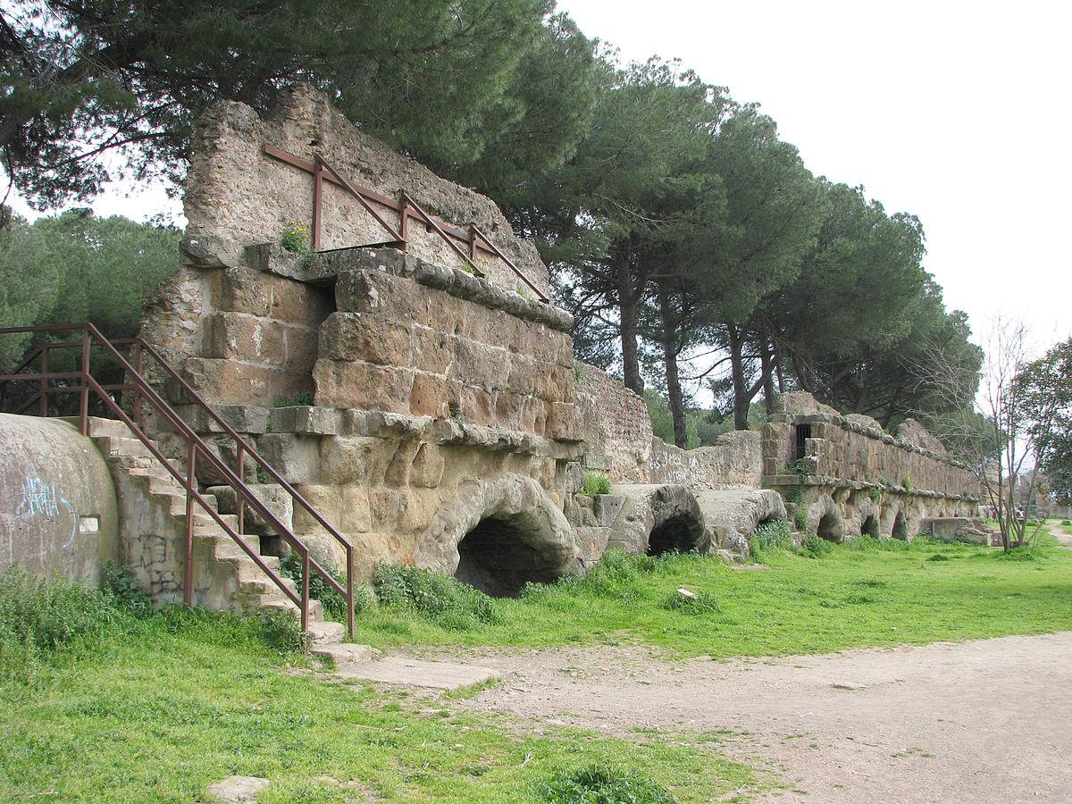 Акведуки – устройства для подачи воды
