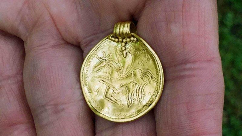 Золото Великого переселения народов