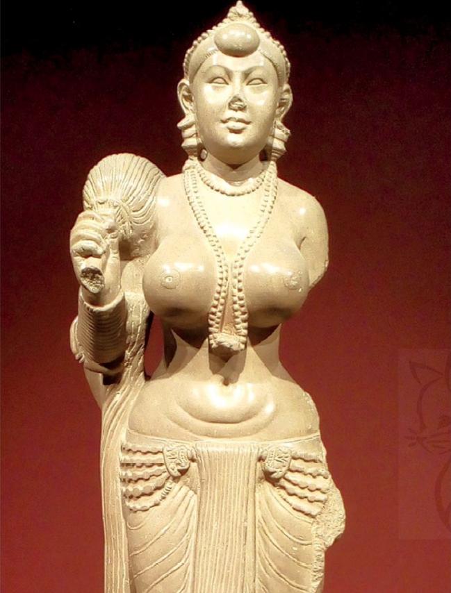 В Индии нашли символ женского счастья