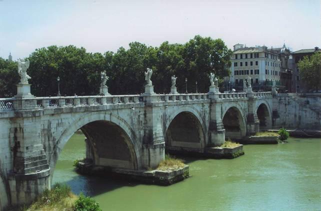 Мосты в древности