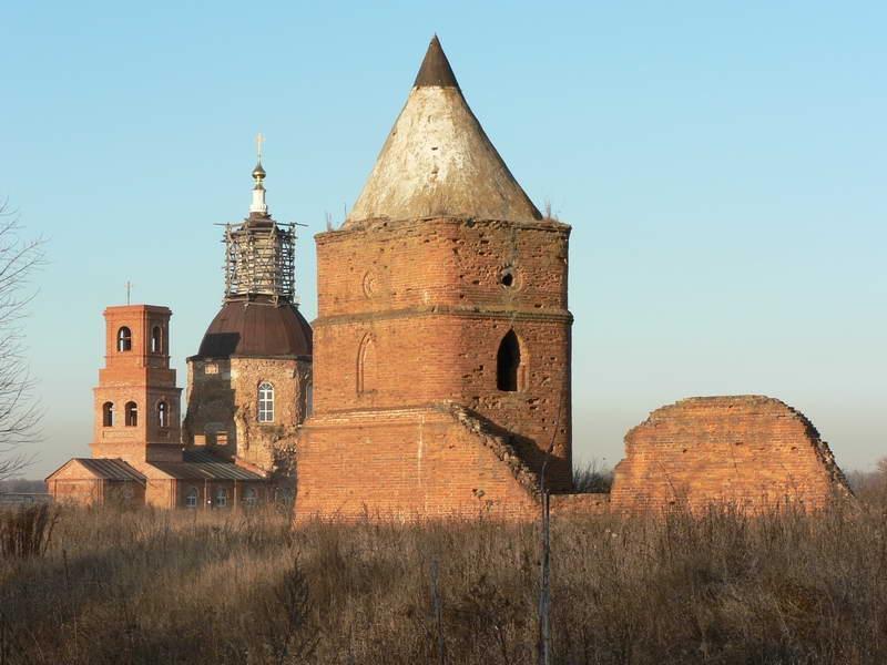 Сабуровская крепость - логово жестокого графа