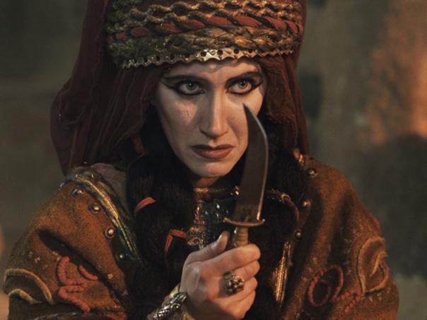 Ужасная Парисатида - персидская царица, обожала мучить людей