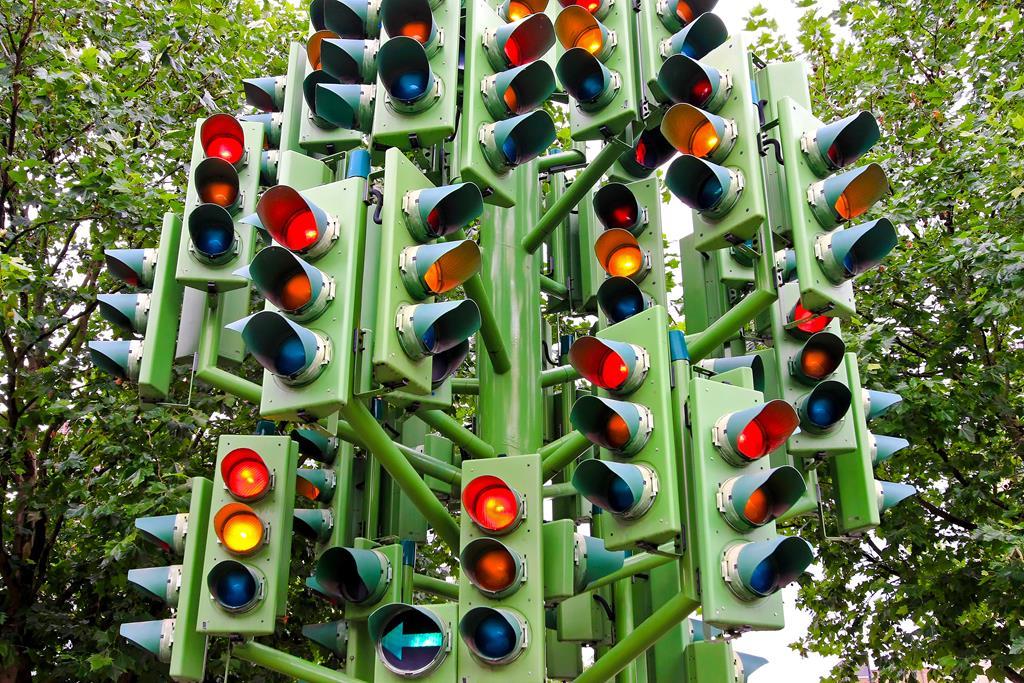 История появления светофоров