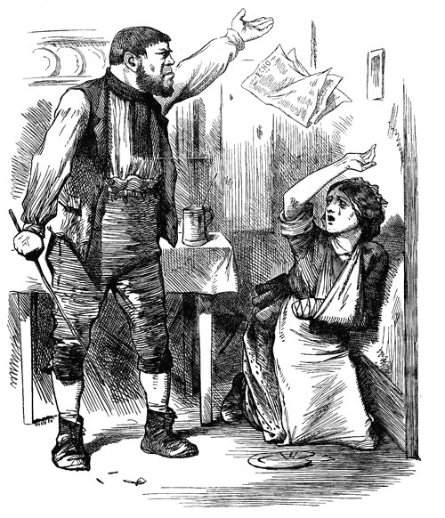 Семейные узы в старой доброй Англии